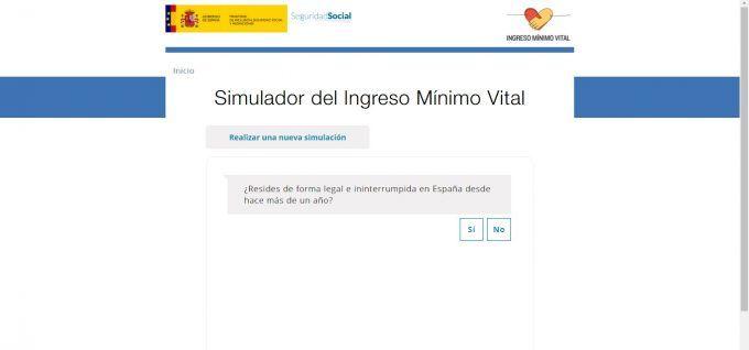 Simulador Ingreso Mínimo Vital 2