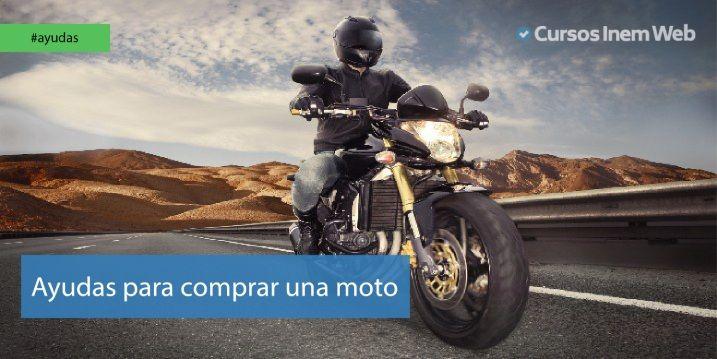 Ayudas para comprar una moto