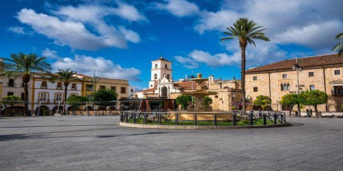 Cursos del SEXPE en Badajoz