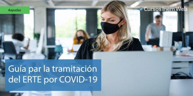 Guía del SEPE para la tramitación del ERTE por Covid-19