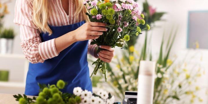 Cursos de floristería