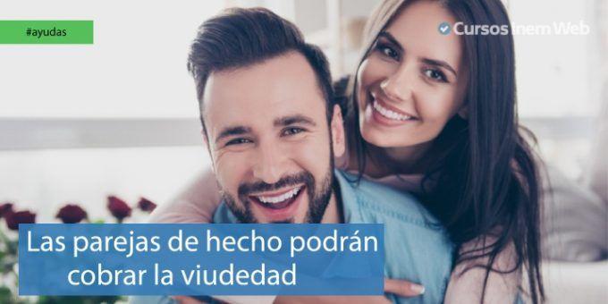 Pensión de viudedad de la pareja de hecho