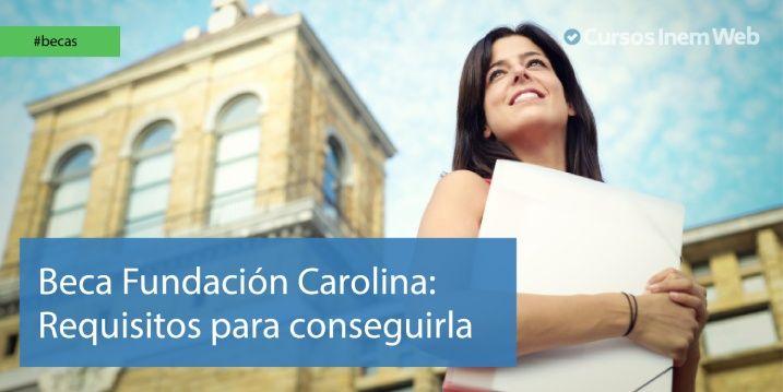 Beca Fundación Carolina