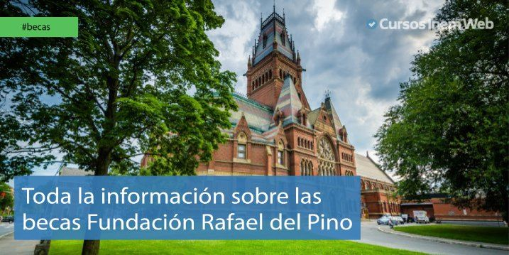 Beca Rafael del Pino