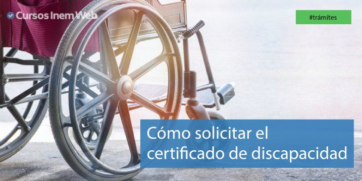 Certificado de discapacidad